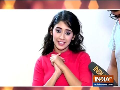 Yeh Rishta Kya Kehlata Hai actress Shivangi Joshi's special Mother's