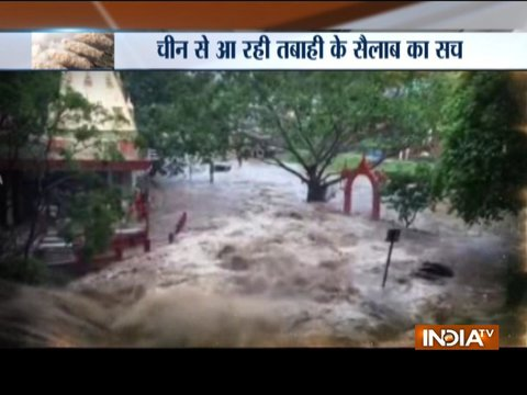 Aaj ka Viral: Arunachal, Assam on flood alert after China releases water in Brahmaputra