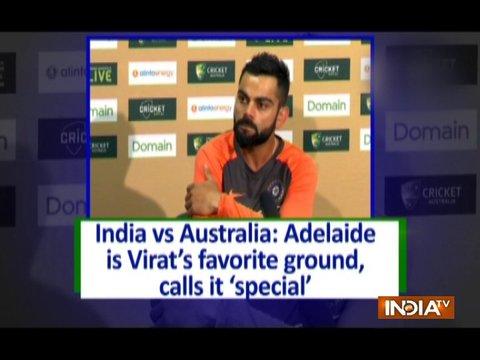 India vs Australia: Adelaide is my favourite ground away from home, says Virat Kohli