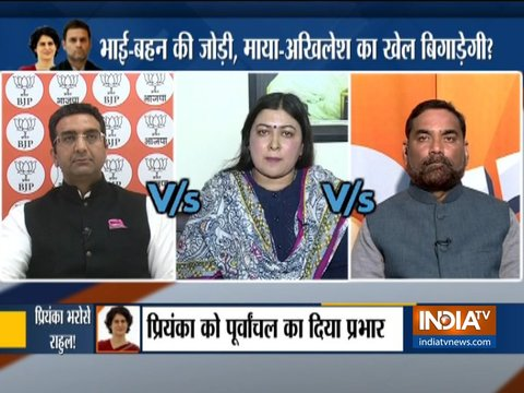 कुरुक्षेत्र: प्रियंका ही राहुल गांधी को प्रधानमंत्री बनाएंगी?