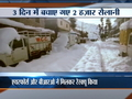 2000 rescued from Himachal's Lahaul, Spiti after heavy snowfall