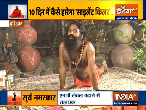 Do yogic jogging to increase good hormones, says Swami Ramdev