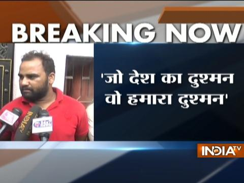 After Saifullah's father, Lucknow terror suspect GM Khan's son says anti-national is not tolerable