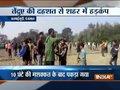 West Bengal: Villagers trap troublesome leopard in Jalpaiguri
