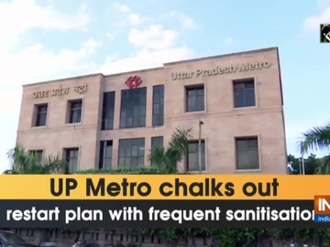 UP Metro chalks out restart plan with frequent sanitisation