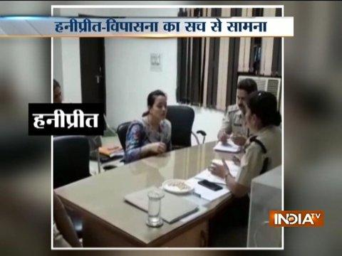 Haryana police may question Dera chairperson Vipassana Insan infront of Honeypreet