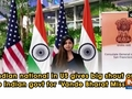 Indian national in US gives big shout out to Indian govt for 'Vande Bharat Mission'