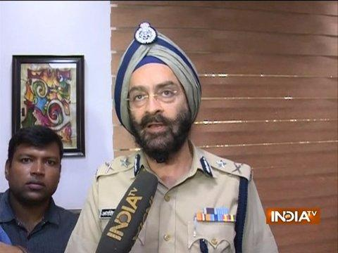 We have arrested Honeypreet and we will produce her in court tomorrow: Panchkula Police Commissioner