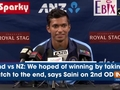 Ind vs NZ: We hoped of winning by taking match to the end, says Saini on 2nd ODI loss