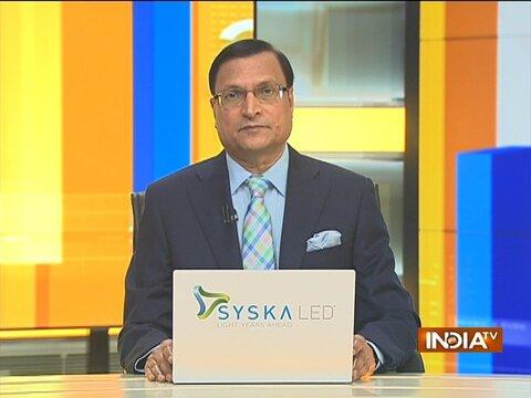 Aaj Ki Baat: When will Parliament function normally? When will debate on Pegasus begin?