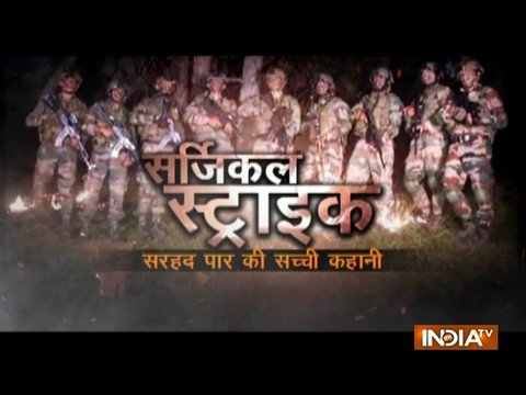 Exclusive: Inside story of India's surgical strike against Pakistan