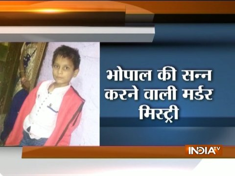 8-year-old boy murdered in Bhopal, tutor held