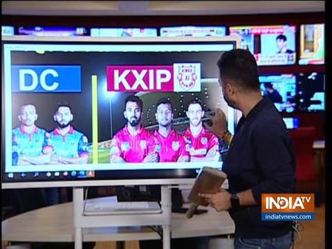 IPL 2020: किंग्स इलेवन पंजाब ने दिल्ली कैपिटल्स के खिलाफ गेंदबाजी करने का विकल्प चुना
