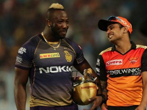 IPL 2019: Russell, Rana stun Hyderabad as Kolkata win by 6 wickets