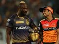 IPL 2019: Russell, Rana stun Hyderabad as Kolkata win by 6 wickets