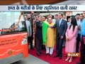 India TV CSR Initiative: Battery operated bus service launched at AIIMS by Health Minister