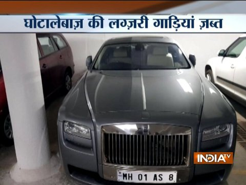 PNB fraud: ED seizes 9 luxury cars of Nirav Modi; freezes shares & mutual funds
