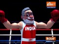 OMG: India and China takes on each other in a Boxing match