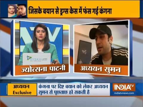 अध्ययन सुमन ने कंगना रनौत, सुशांत सिंह राजपूत केस और बॉलीवुड में ड्रग्स पर रखी अपनी बात