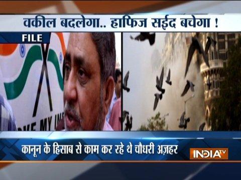 Mumbai terror attack: Pak removes chief prosecutor for 'not taking govt line'