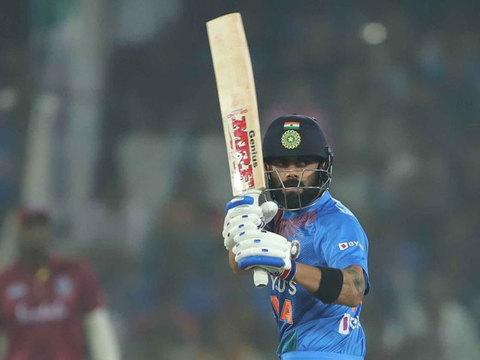 IND vs WI, 1st T20I : कोहली की आक्रामक पारी के आगे बौना बना विंडीज का लक्ष्य, भारत ने हासिल की रिकॉर्ड जीत