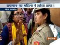 UP: Chaos at Delhi CM Arvind Kejriwal's function in Noida