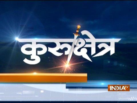 कुरुक्षेत्र: बीजेपी ने राहुल गांधी के 'मुस्लिम पार्टी' वाले बयान पर चुप्पी साधने पर सवाल उठाये