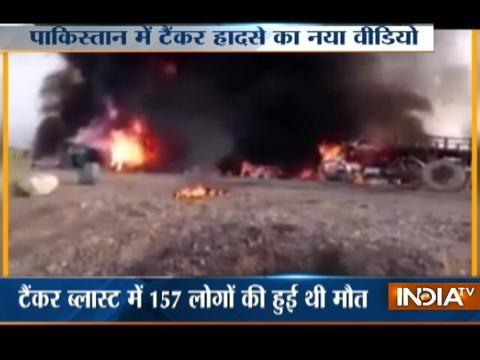 Death toll in Bahawalpur oil tanker blast reaches 150