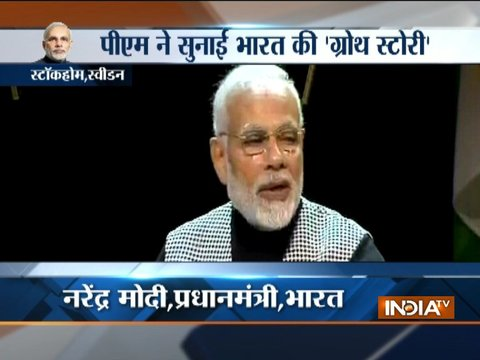 Emerging New India a pool for investment opportunity for diaspora: PM Modi