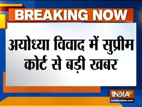 अयोध्या मामला: मुस्लिम पक्षकारों ने सुप्रीम कोर्ट में एक बंद लिफाफे में संयुक्त रूप से 'मोल्डिंग ऑफ रिलीफ' पर अपनी वैकल्पिक मांगें सबमिट की