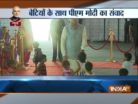 International Women's Day: PM Modi interacts with women in Rajasthan's Jhunjhunu