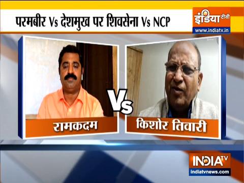 BJP steps up pressure on Uddhav Thackeray to act against Anil Deshmukh