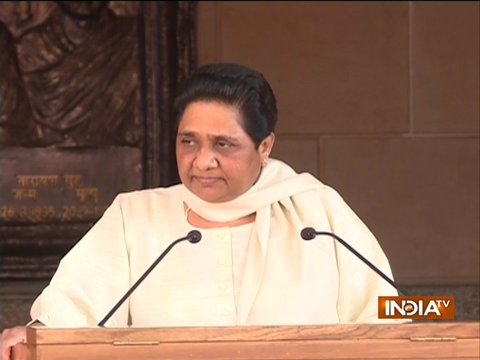 After Rajya Sabha defeat, Mayawati accuses BJP of misusing govt machinery