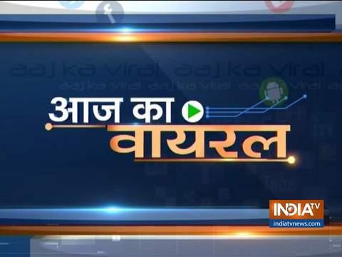 आज का वायरल: यूपी के बागपत में 'जय श्रीराम' बोलने पर हुई मौलवी की पिटाई