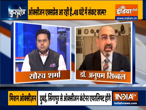 Kurukshetra: From Delhi to Mumabi.. Hospitals are running out of Oxygen