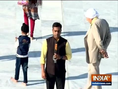 Watch Sushant Sinha's EXCLUSIVE report from Kartarpur corridor in Pakistan