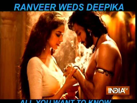 दीपिका-रणवीर की शादी से पहले जानें उनसे जुड़ी कुछ खास बातें