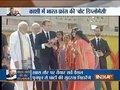 PM Modi, French President Macron in Varanasi, glimpse of preparations at Assi Ghat