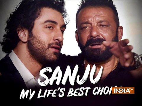 Ranbir Kapoor reveals interesting details about Sanju