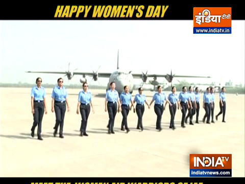 Happy Women's Day: Meet the Women Air Warriors of IAF