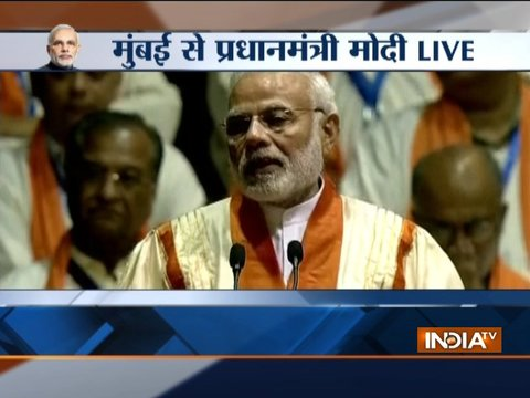 'IITs today stand for India's Instrument for Transformation', says PM Modi at IIT-Bombay