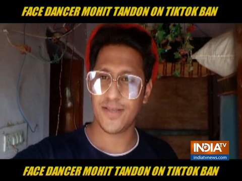 Mohit Tandon opens up on government's decision of banning TikTok
