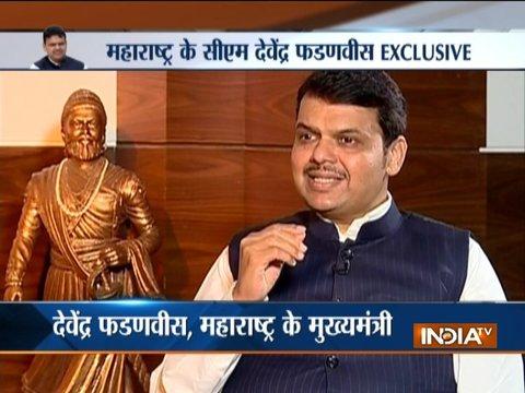 महाराष्ट्र के सीएम देवेंद्र फडणवीस EXCLUSIVE: राम मंदिर के लिए कानून लाएगी सरकार?