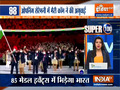 Super 100: MC Mary Kom, Manpreet Singh lead Indian contingent during Tokyo Olympics Opening Ceremony