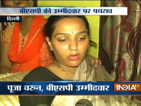 MCD Election 2017: BSP Candidate Pooja Varun injured in clash with Congress