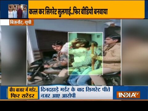 Youth shot-dead in broad daylight in Bijnor, shooters tell people to make a video viral on social media