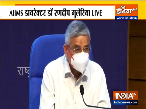 I don't think we will have a serious infection in children in the future: Dr Randeep Guleria