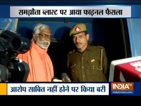 2007 Samjhauta Express bombings: Aseemanand, three others walk free 12 years after 68 died on train