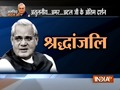 Nitin Gadkari, Sushma Swaraj and other top leaders remembers former PM Atal Bihari Vajpayee
