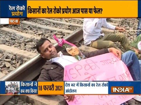 Railways deploy 20 additional RPSF companies ahead 'rail roko' agitation
